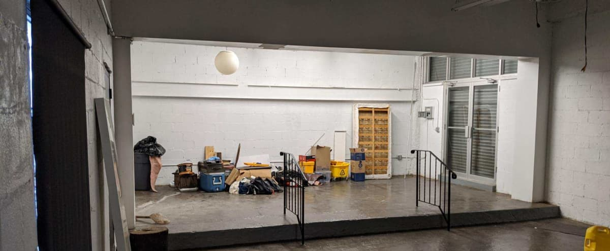 Flexible Bushwick Event Space for Innovators and Artists in Brooklyn Hero Image in East Williamsburg, Brooklyn, NY
