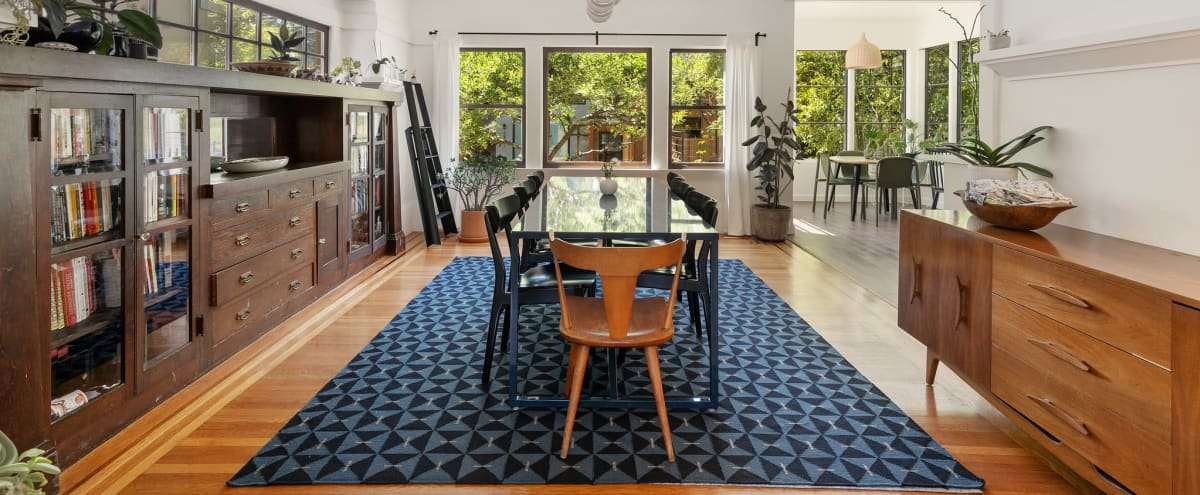 Light-filled, modern, indoor-outdoor Oakland home in Oakland Hero Image in Upper Telegraph, Oakland, CA