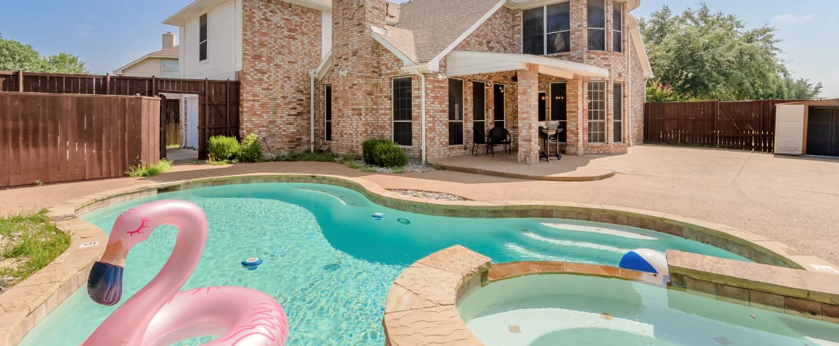Large Family House with Gorgeous Interior in Richardson Hero Image in undefined, Richardson, TX