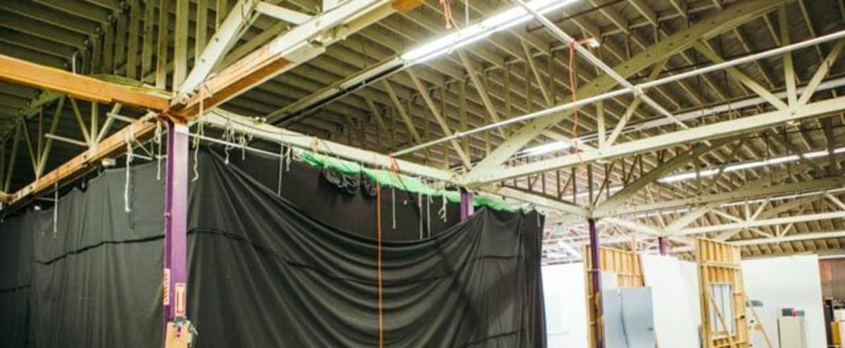 15,500 SF Industrial Modern Production Office/Studio in Buzzing Hayden Tract in Culver City Hero Image in Hayden Tract, Culver City, CA