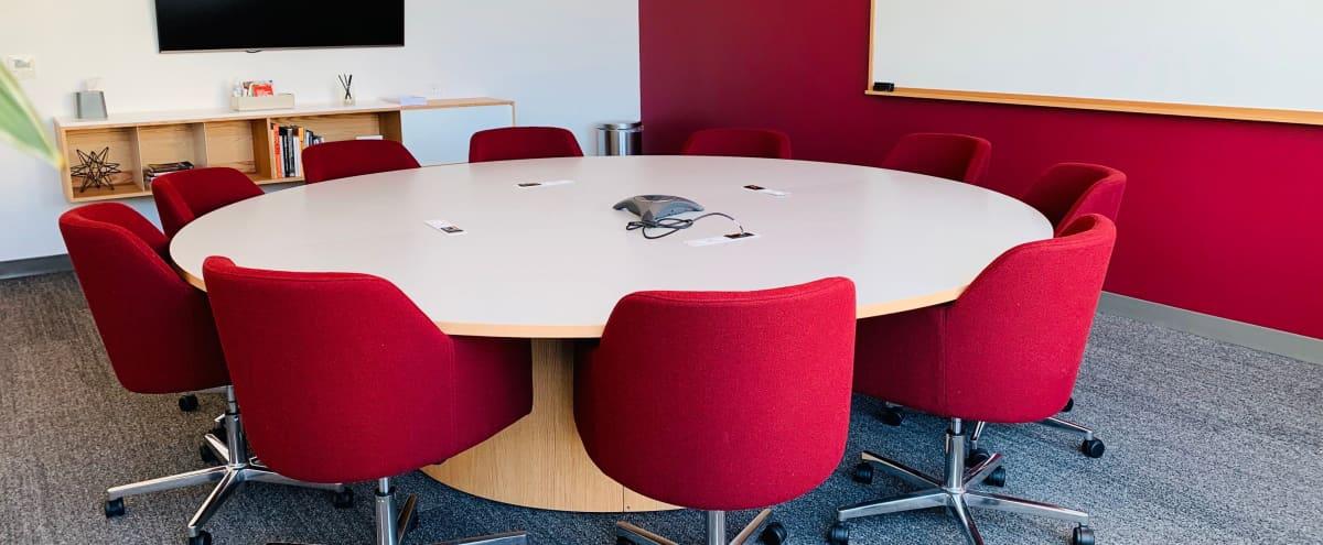 10 Person Meeting Room in San Jose Hero Image in Alviso, San Jose, CA