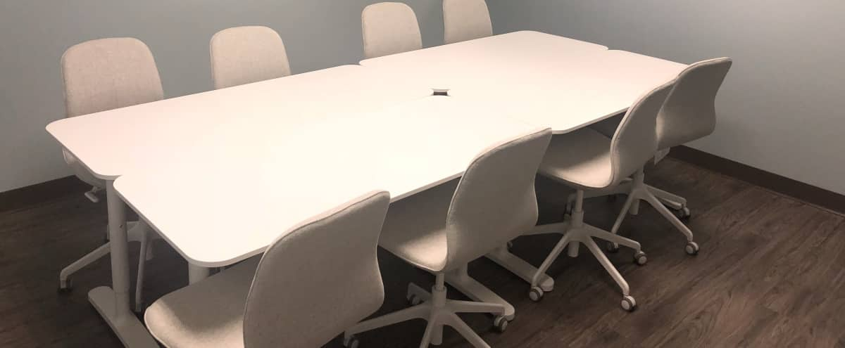 Creative Classroom Space // Great for Filmed Interviews in Bellevue Hero Image in Wilburton, Bellevue, WA