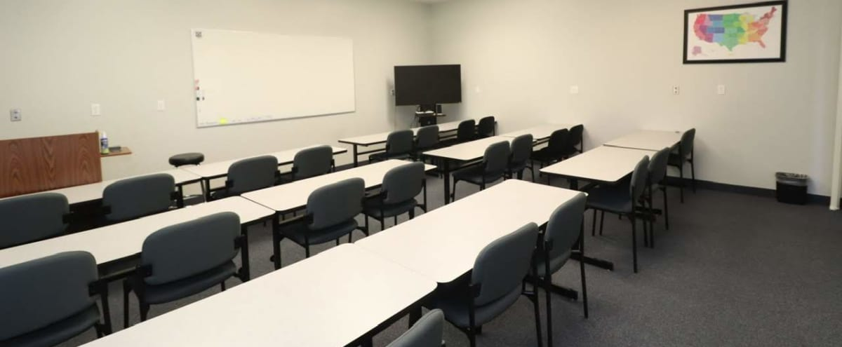 A/V Equipped Classroom Training Facility on Foothills of Mountain Range in Riverside Hero Image in undefined, Riverside, CA