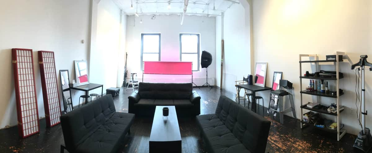 Beautiful Loft Space Photo/Video Studio in Brooklyn Hero Image in Red Hook, Brooklyn, NY