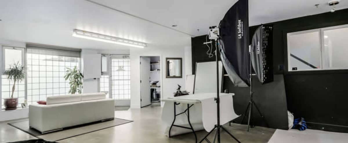 Bright Studio For Photo/Video Shoots w/ Ground Level Access in Vancouver Hero Image in Central Vancouver, Vancouver, BC