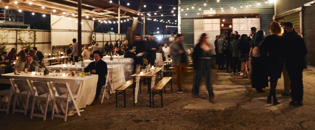 Indoor/Outdoor Bar Space Available for Pop-Ups, Dinners, Gatherings, Meetups in Austin Hero Image in Highland, Austin, TX