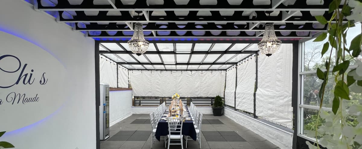 Indoor Event Space with a Rooftop/Terrace. in Ozone Park Hero Image in Queens, Ozone Park, NY