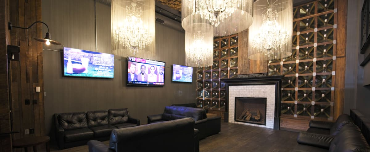 Private Lounge with Multiple TV's off Lake Street in Minneapolis Hero Image in Lowry Hill East, Minneapolis, MN