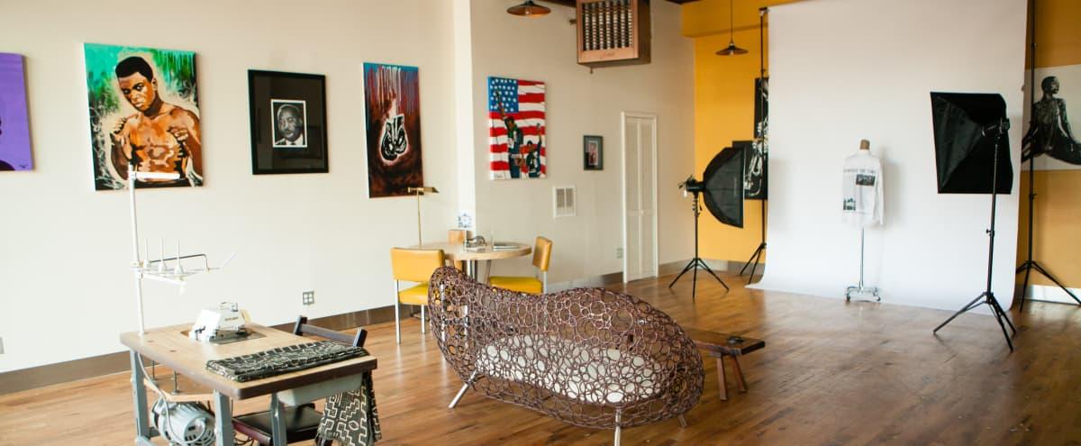 Aesthetic and Retro Production Space in North Minneapolis in Minneapolis Hero Image in Jordan, Minneapolis, MN