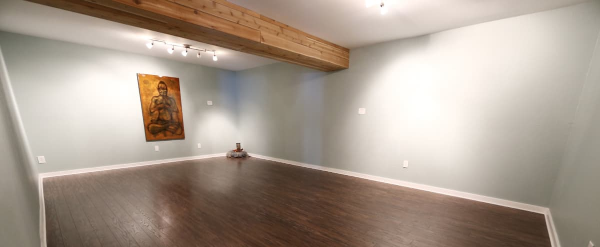 A Yoga and Wellness Mind Body Studio in Austin Hero Image in Holly, Austin, TX