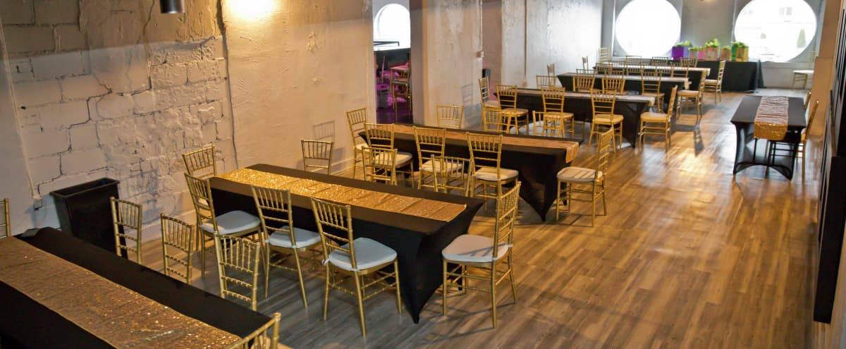 Spacious Two Level Trendy Industrial Venue for All Occasions in HAMTRAMCK Hero Image in undefined, HAMTRAMCK, MI
