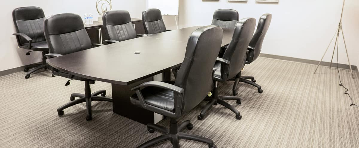 Buckhead 10 Person Board & Meeting Room in Atlanta Hero Image in Buckhead, Atlanta, GA