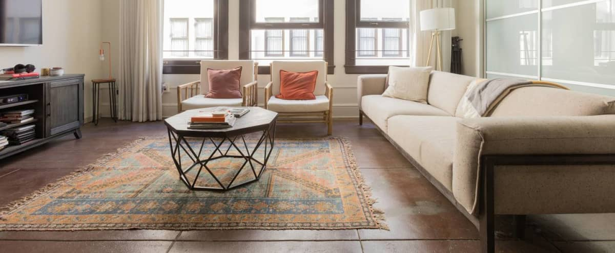Large Spacious Open Concept Loft in Downtown Los Angeles (Old Bank District) in Los Angeles Hero Image in Central LA, Los Angeles, CA