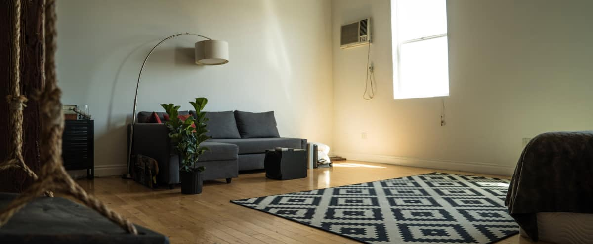 Downtown Arts District Loft with High Ceilings in Los Angeles Hero Image in Central LA, Los Angeles, CA