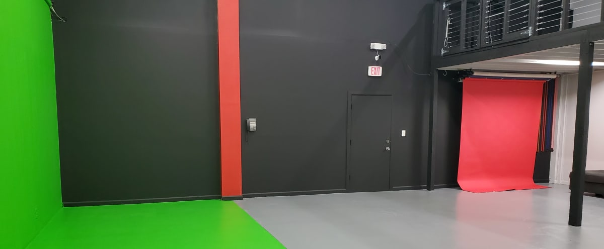 Modern Production Space great for visual and audio projects in coral spring Hero Image in R & D Park, coral spring, FL