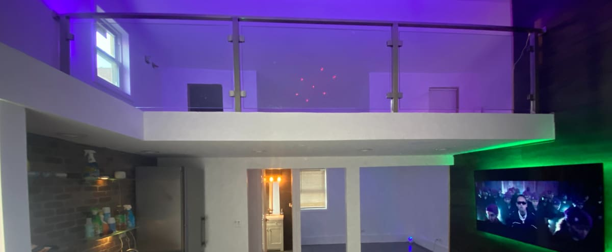 Multi Purpose, Newly Renovated Loft Studio For Events Photo Shoots and More in BRONX Hero Image in Edenwald, BRONX, NY