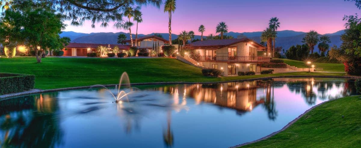 Villa Del Sol - 4+ Acre Spanish Style Estate in Rancho Mirage Hero Image in undefined, Rancho Mirage, CA