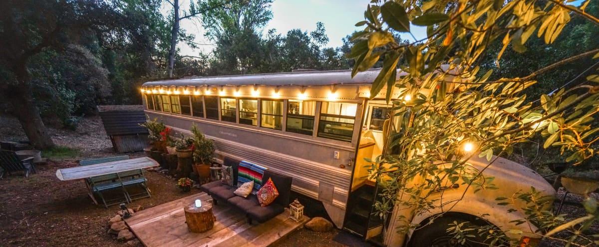 The Happiness Bus at Malibu Mountain Lodge in Malibu Hero Image in undefined, Malibu, CA