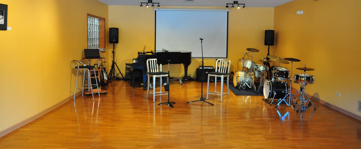 Recital Hall and Workshop Studio in Glenview Hero Image in undefined, Glenview, IL