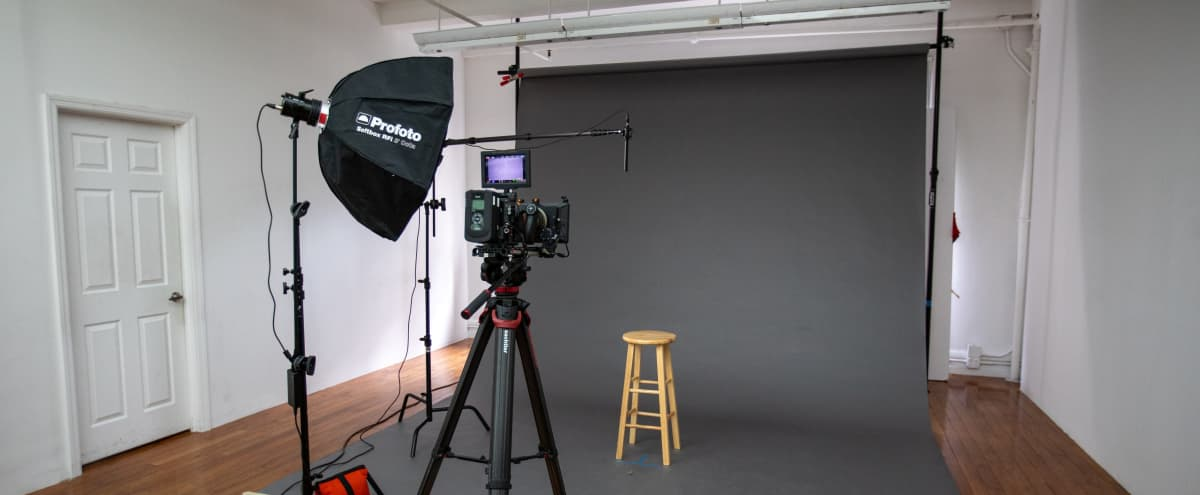 Contactless Photo and Video Studio (Equipment Included) in New York Hero Image in Chelsea, New York, NY
