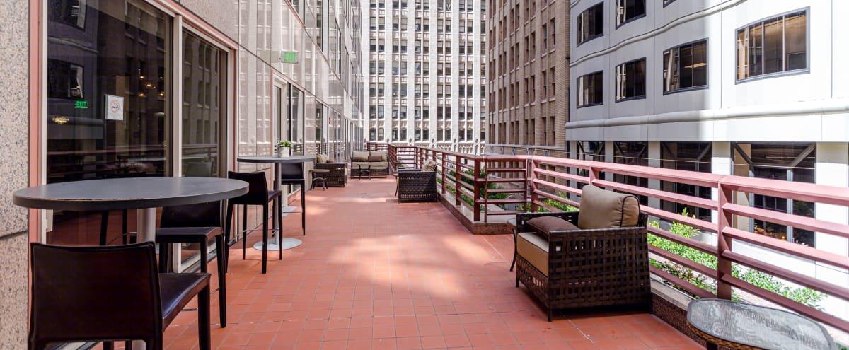 Spacious Patio in San Francisco Hero Image in Financial District, San Francisco, CA