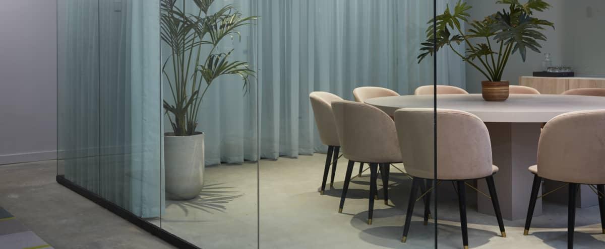 Sophisticated Bushwick Conference Room in Brooklyn Hero Image in Bushwick, Brooklyn, NY