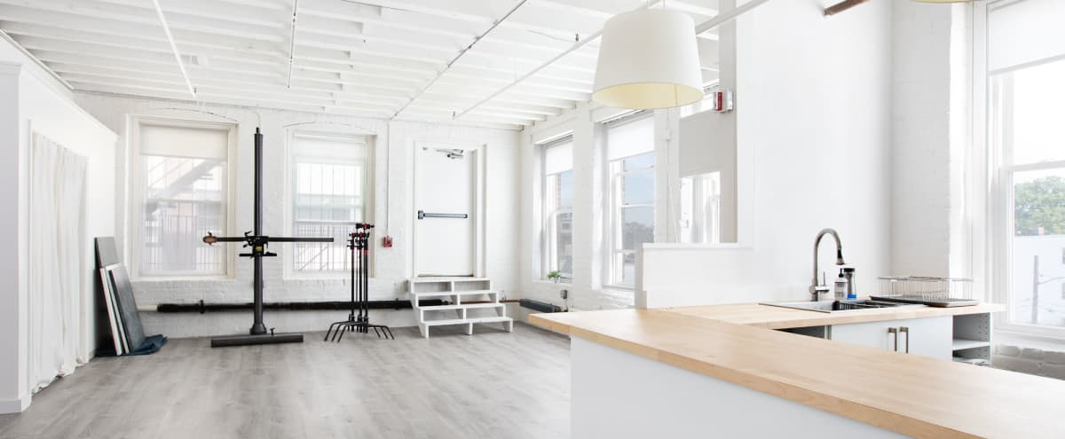 Beautiful Studio Space in the Heart of Allston in Allston Hero Image in Allston, Allston, MA
