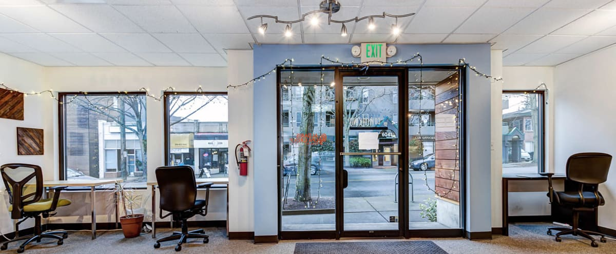 Large West Seattle Office Space in the heart of everything in Seattle Hero Image in Fairmount Park, Seattle, WA