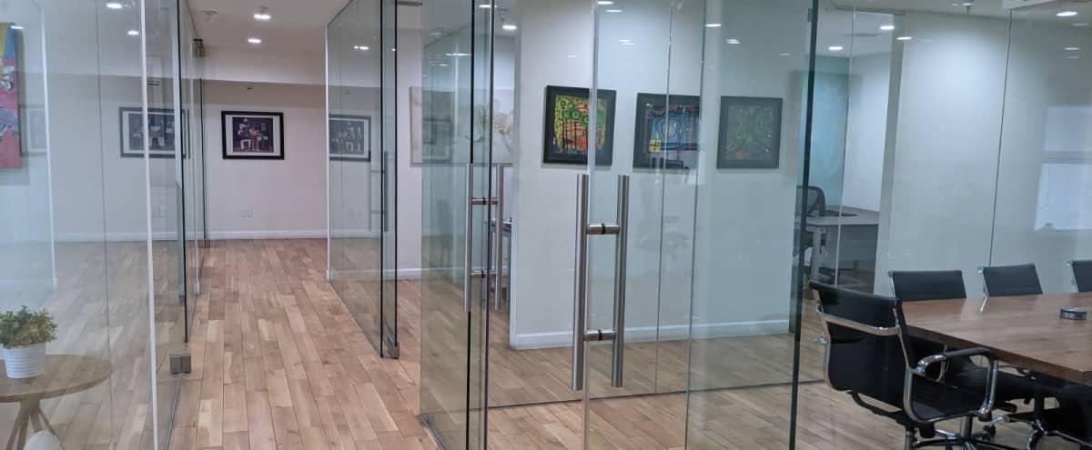 Modern Office Space/ Cubicle Office Space - Filming Location in Los Angeles Hero Image in Crenshaw, Los Angeles, CA