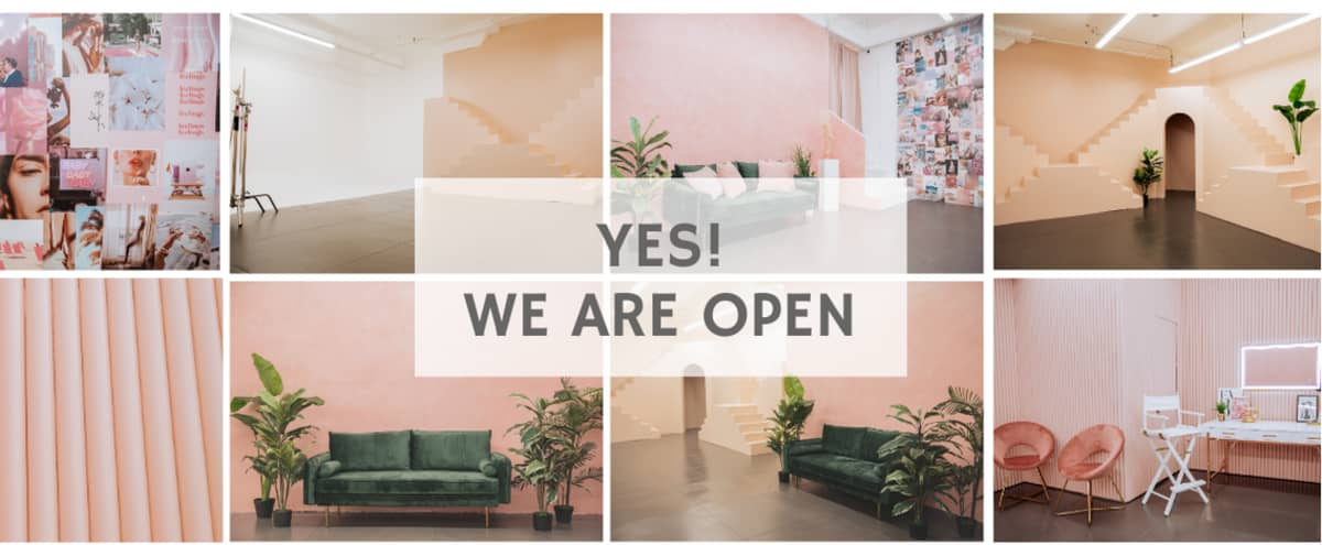 The Blush Room - (w/ AC & Lighting Included) in Los Angeles, CA Hero Image in Central LA, Los Angeles, CA, CA