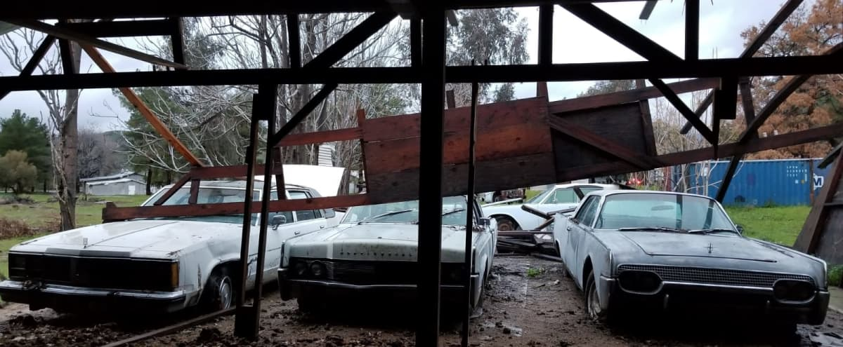 Abandoned Cars at Land Space/ Ranch in Redlands Hero Image in undefined, Redlands, CA
