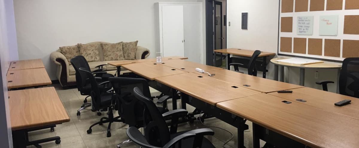 Conference Room Private Basement for 20 People in San Diego Hero Image in Normal Heights, San Diego, CA