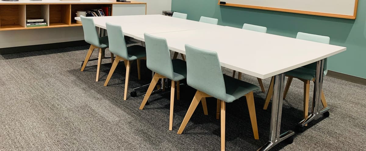 8 person Meeting Room in San Jose Hero Image in Alviso, San Jose, CA