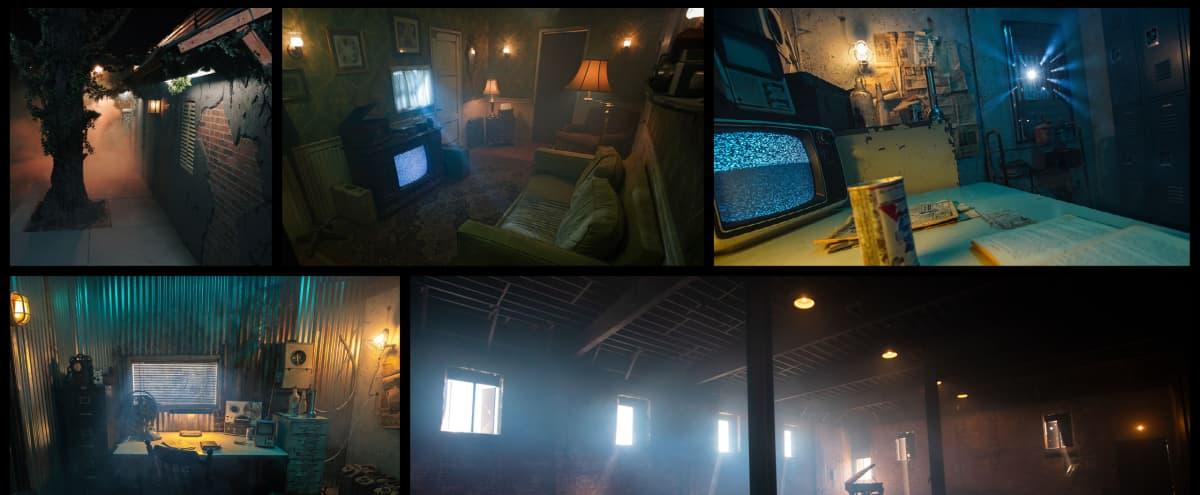 7,000 Sq Ft. Film Studio Warehouse! Rustic Lower Manhattan Style in Van Nuys Hero Image in Van Nuys, Van Nuys, CA