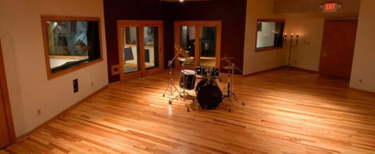 World Class Recording Studio Space, Unique Space for Production in Minneapolis Hero Image in undefined, Minneapolis, MN
