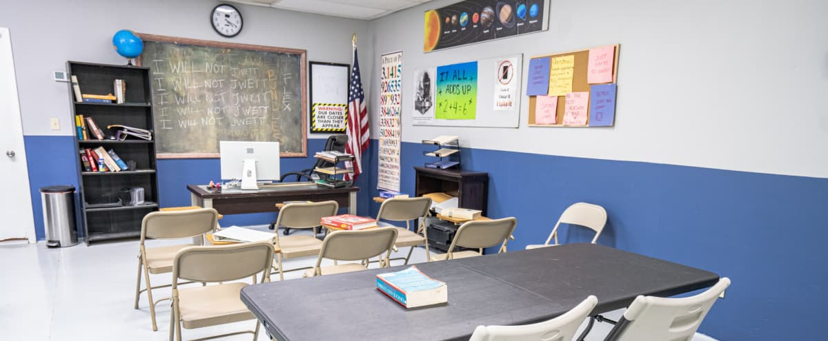 Classroom for Video Production, Filming, and Photography in Sunrise Hero Image in Hollywood Beach, Sunrise, FL