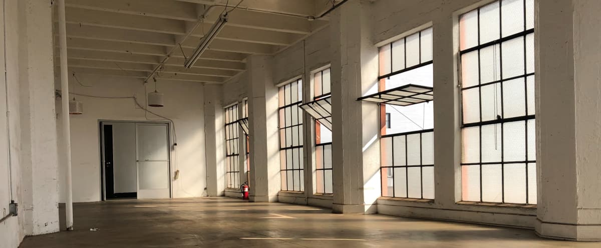 Bright Industrial Loft located in DTLA - Ideal for Photo/Video in Los Angeles Hero Image in Central LA, Los Angeles, CA