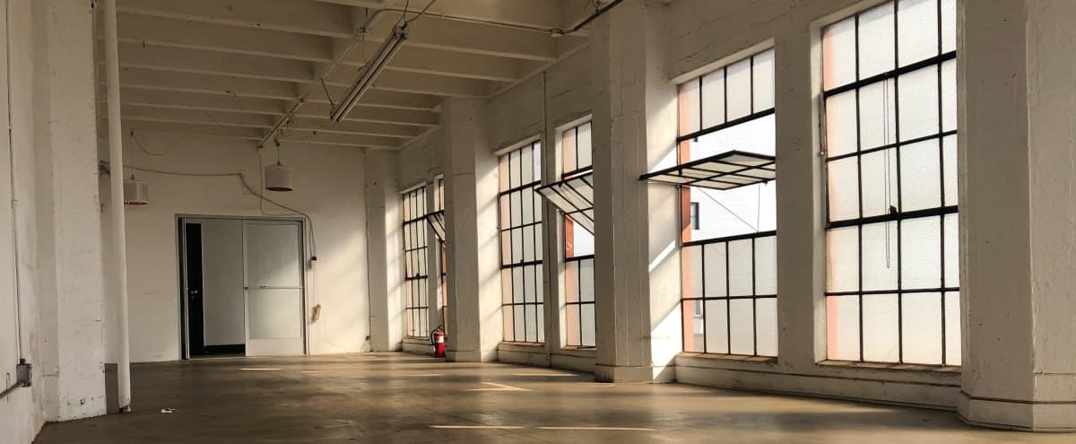 Bright Industrial Loft located in DTLA - Ideal for Photo/Video in Los Angeles Hero Image in Central LA, Los Angeles, CA
