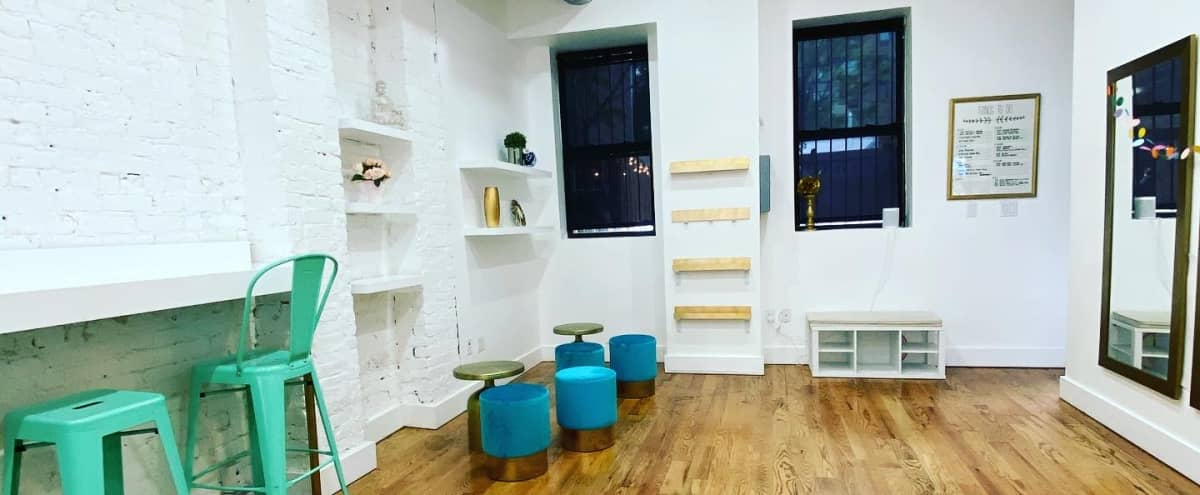 Fresh New Bed-Stuy Event Space in Brooklyn Hero Image in Bedford-Stuyvesant, Brooklyn, NY