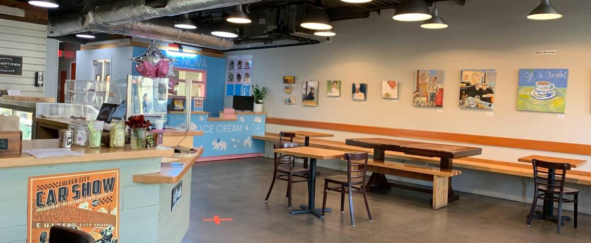 Arts District Cafe Shop in Culver City Hero Image in McManus, Culver City, CA
