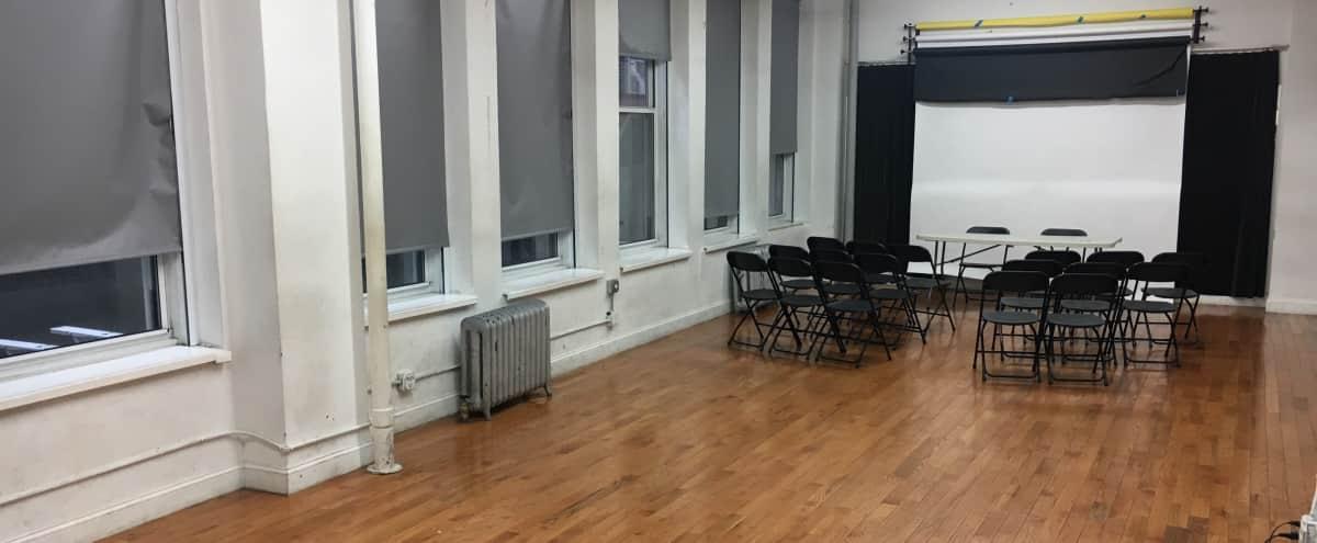 Affordable meeting or movie screening location in Midtown Manhattan in New York Hero Image in Midtown, New York, NY