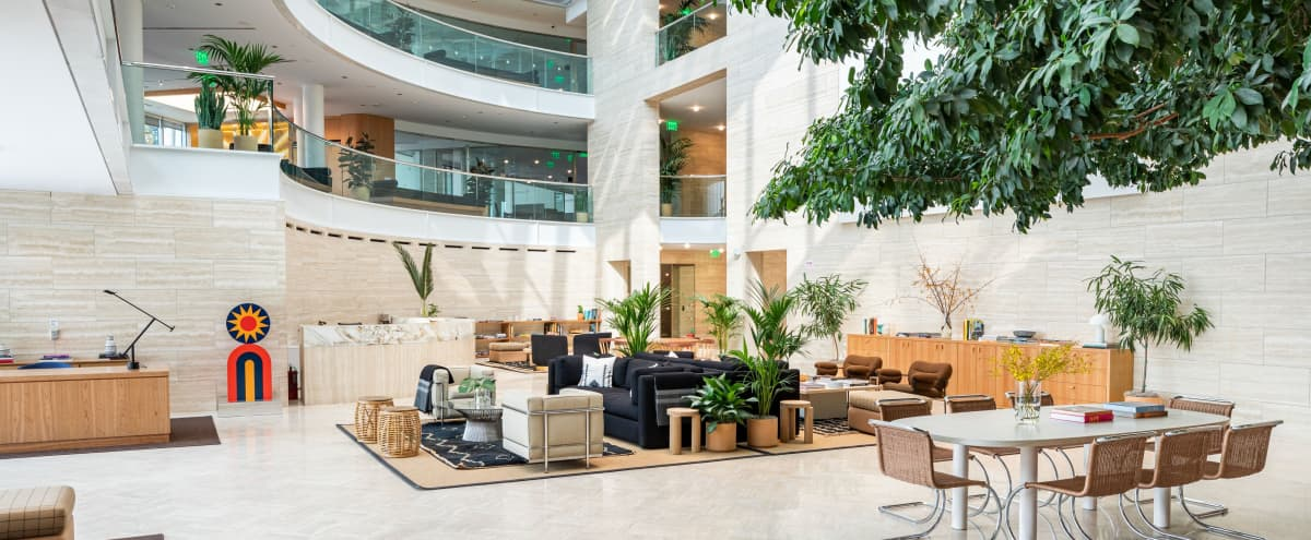 Stunning, massive, light-filled atrium in the heart of Beverly Hills in Beverly Hills Hero Image in undefined, Beverly Hills, CA