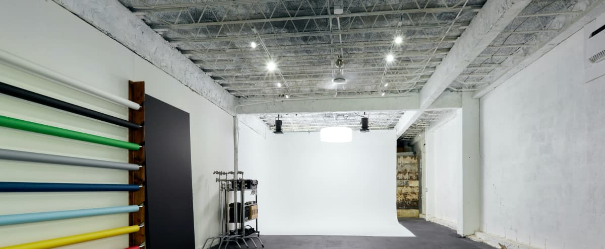 Downtown Studio with Cyclorama Wall and Stunning Natural Daylight Area in Orlando Hero Image in Lake Dot, Orlando, FL