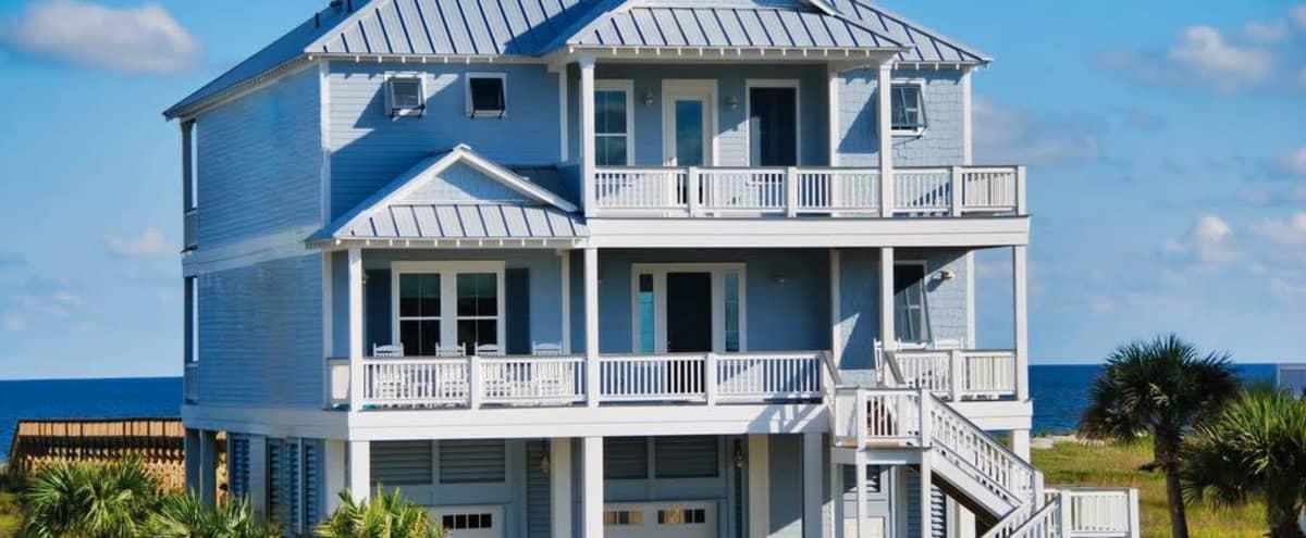 Snowy Egret House in Galveston in Galveston Hero Image in undefined, Galveston, TX
