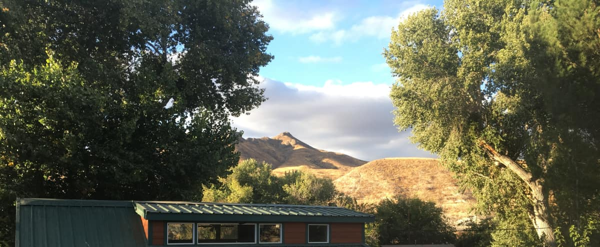 Action Film Camp At The North L.A. KOA Campground in Acton Hero Image in undefined, Acton, CA