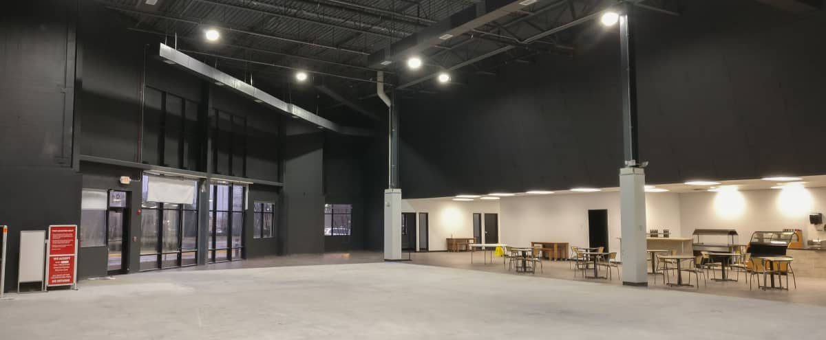 Spacious Black Box Performance Space in Schaumburg Hero Image in Schaumburg, Schaumburg, IL