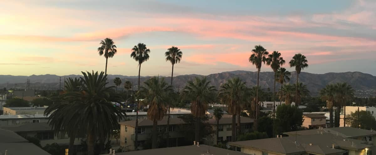 Valley Loft with Stunning Mountain Views in North Hollywood Hero Image in NoHo Arts District, North Hollywood, CA