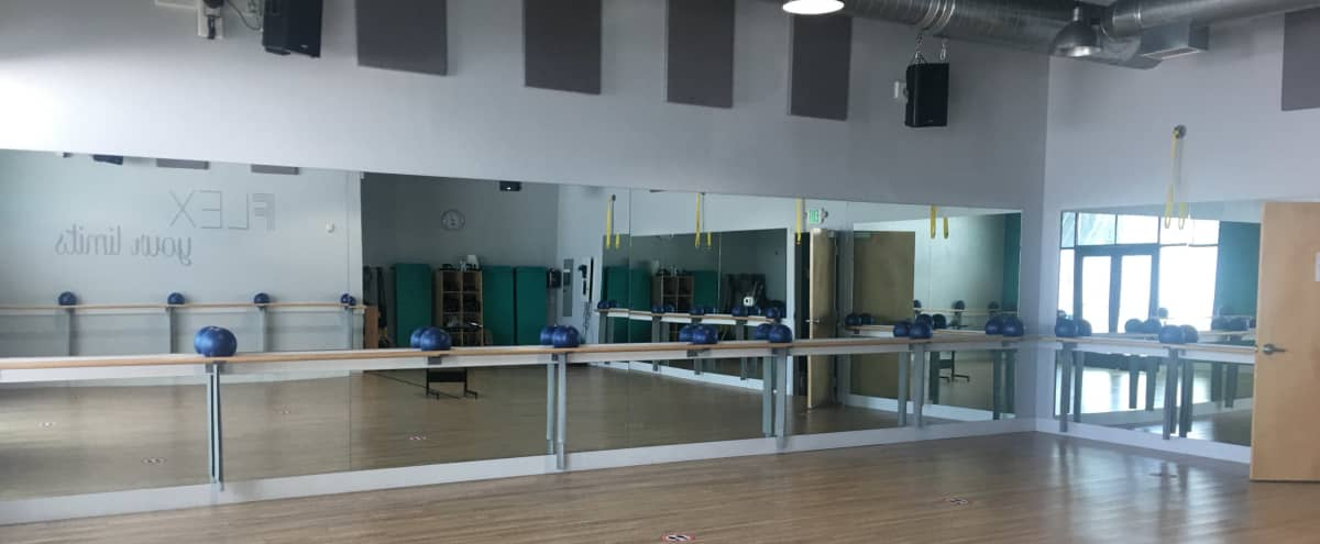Centrally Located Fitness/Ballet/Barre/Yoga Studio Room near Downtown Campbell in CAMPBELL Hero Image in Downtown, CAMPBELL, CA