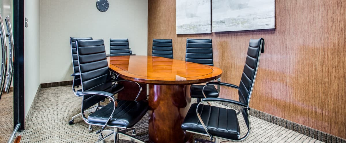 Conference Room for Six | Closings & Meetings in Plano Hero Image in undefined, Plano, TX