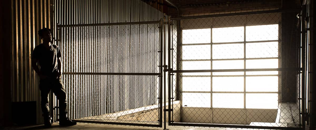 Loading Dock - Great Diffused Natural Light! | WarehouseLA in Los Angeles Hero Image in Central LA, Los Angeles, CA